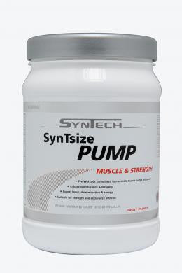 SynTsize Pump 600gr