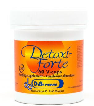 Detoxiforte 60 caps