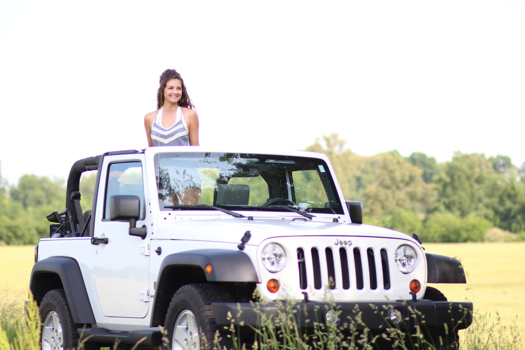 A Summer Saga: the Jeep Series