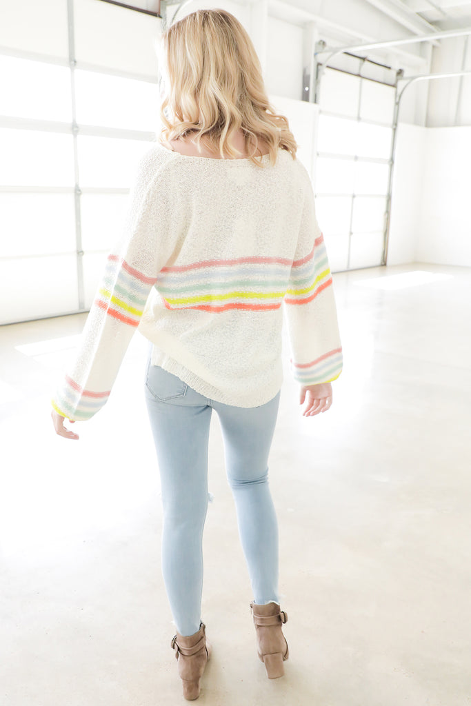 Retro Muse Sweater
