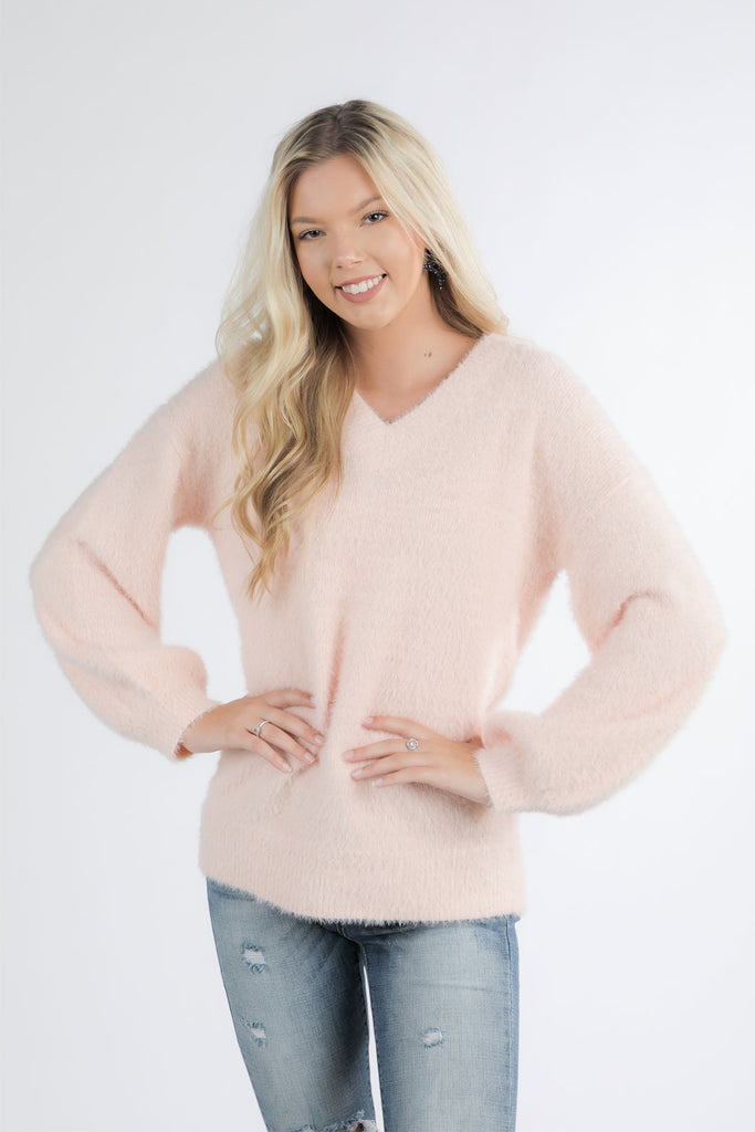 Warm N' Cozy Sweater - Ty Alexander's