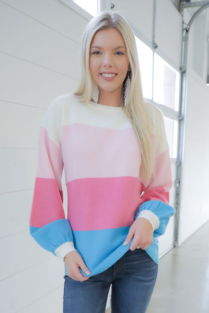 Color Me In Sweater -Ty Alexander's