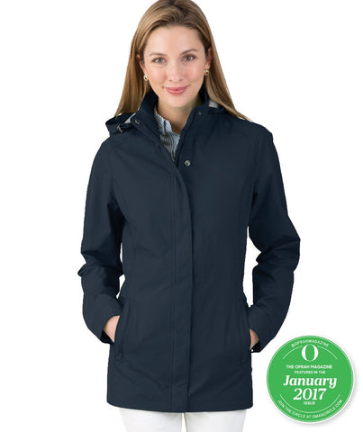 Women's Logan Jacket- Charles River
