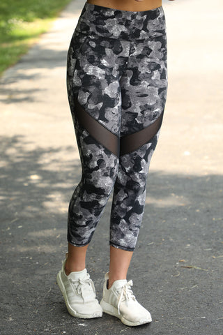Can't See Me - Workout Leggings