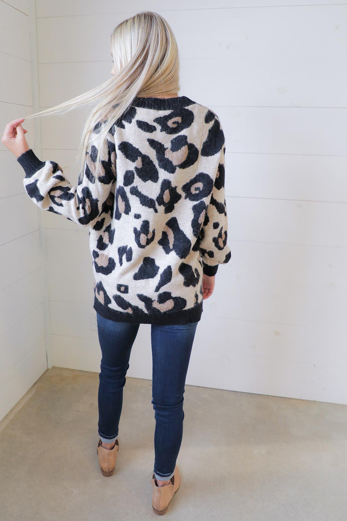 Animal Lover Sweater - Ty Alexander's