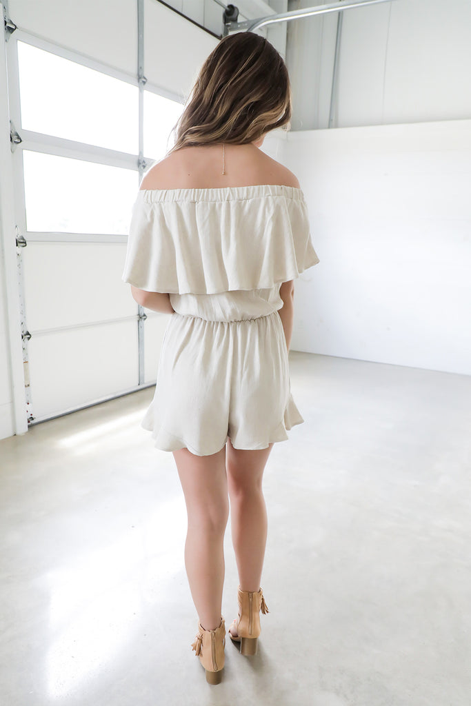 Mountains Romper