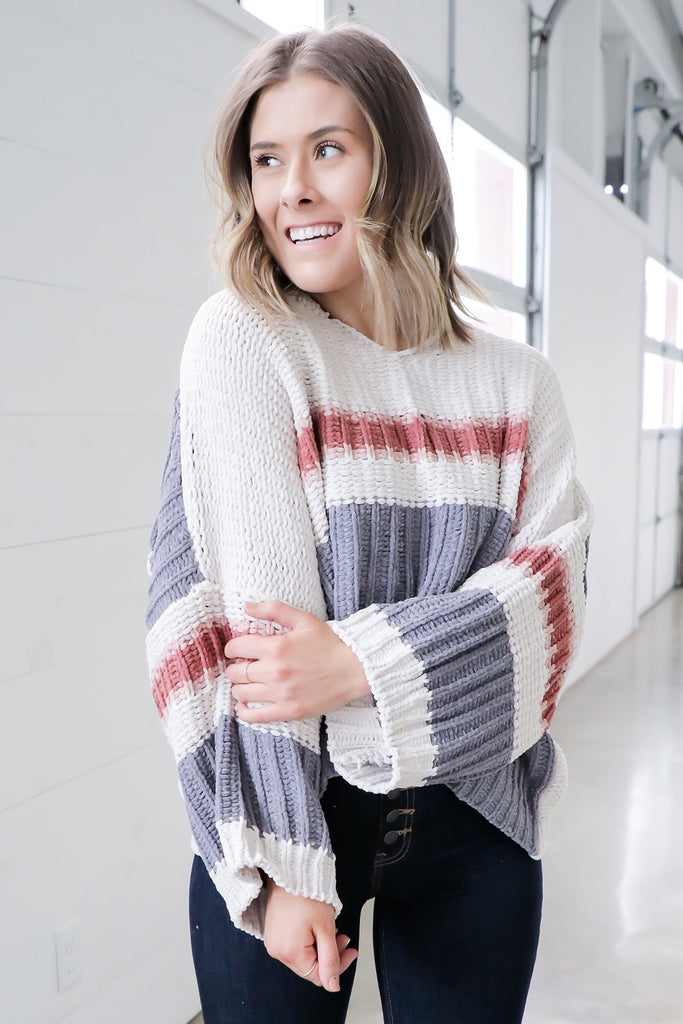 Urban Chic Sweater - Ty Alexander's