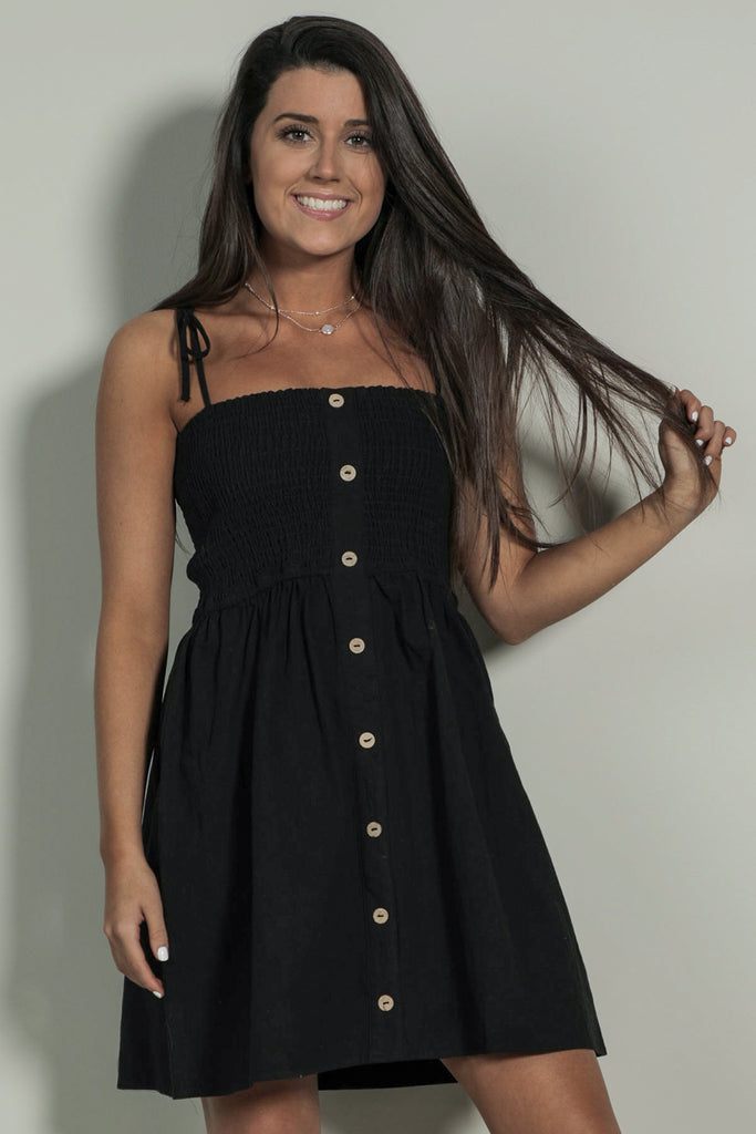 Heat It Up - Black Dress