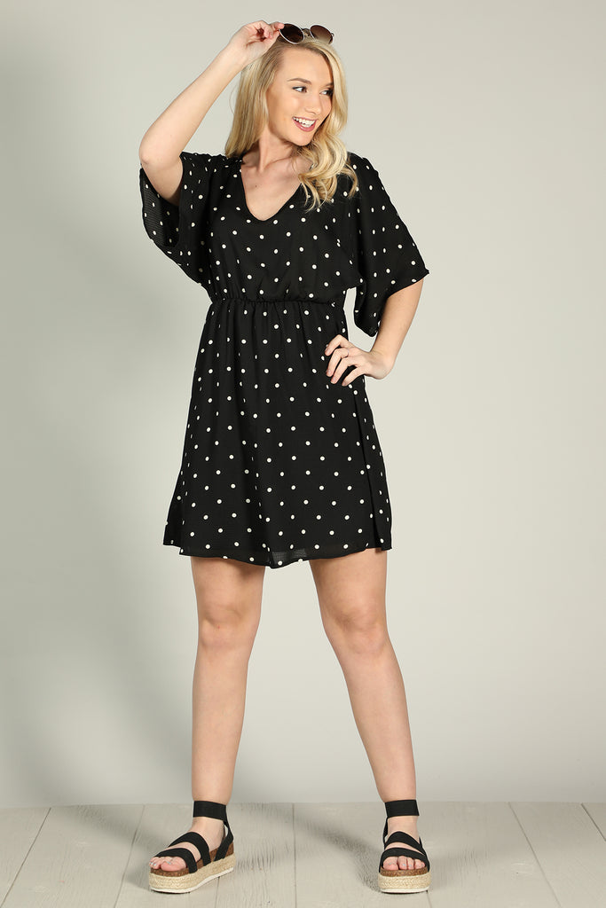 Today's The Day - Polka Dot Dress