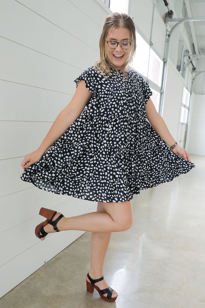 Connect the Dots Dress - Ty Alexander's