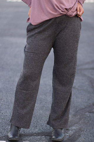 Business - Elastic Soft Pants - Ty Alexander's