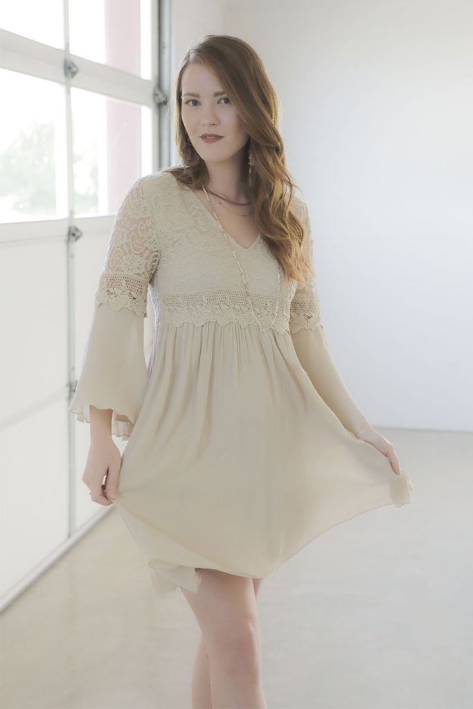 All that Lace - Dress