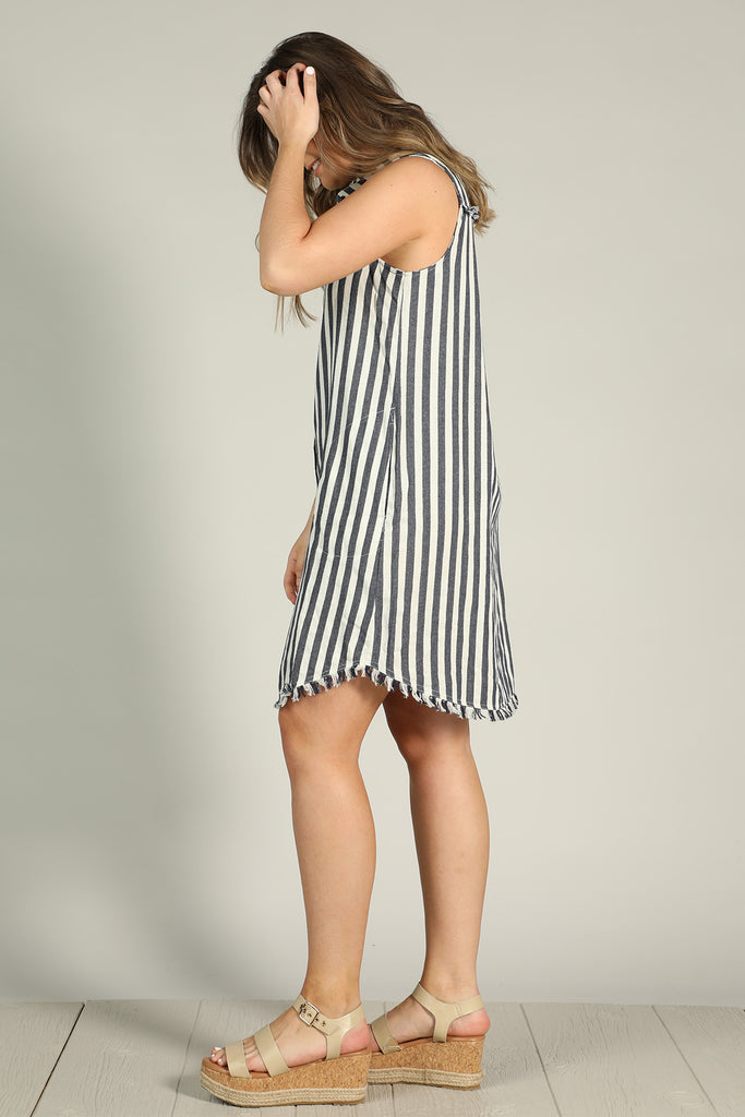 Wishful Thinking - Shirt Dress