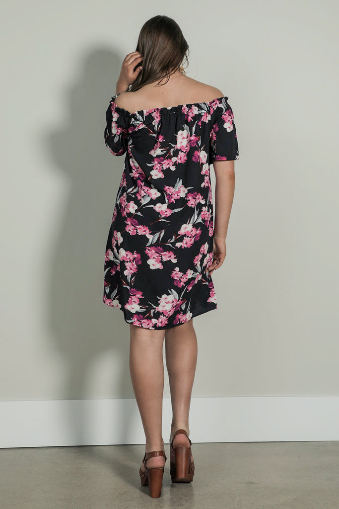 Girl's Will Go Crazy - Floral Dress