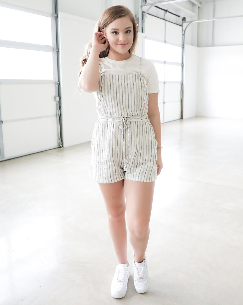 More Than Enough Romper