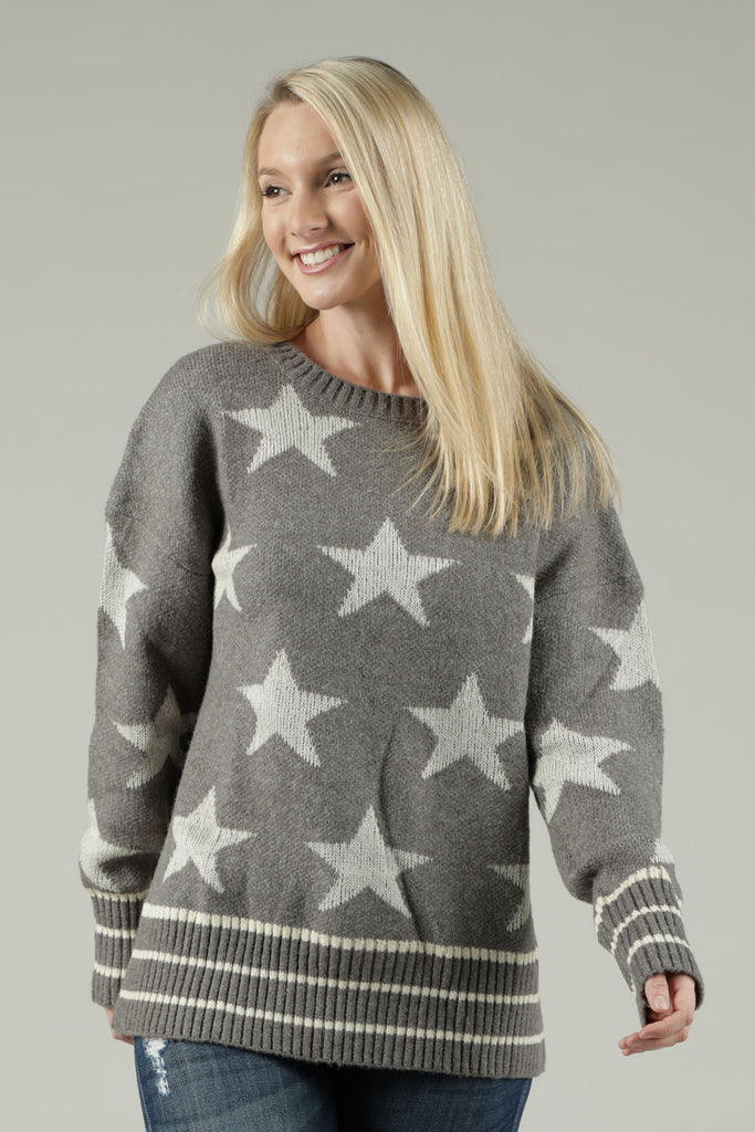 A Star is Born Sweater - Ty Alexanders