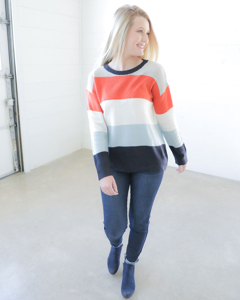 Faultlines Sweater
