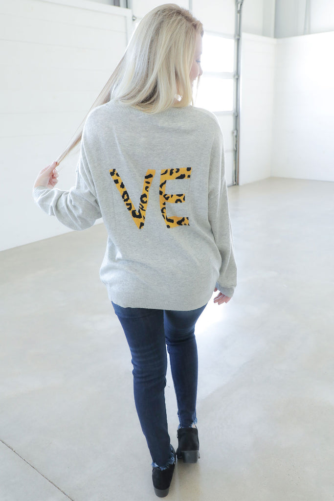 Loved by You Sweater- Ty Alexander's