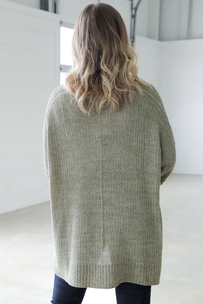 Lose You To Love Me Sweater- Ty Alexander's