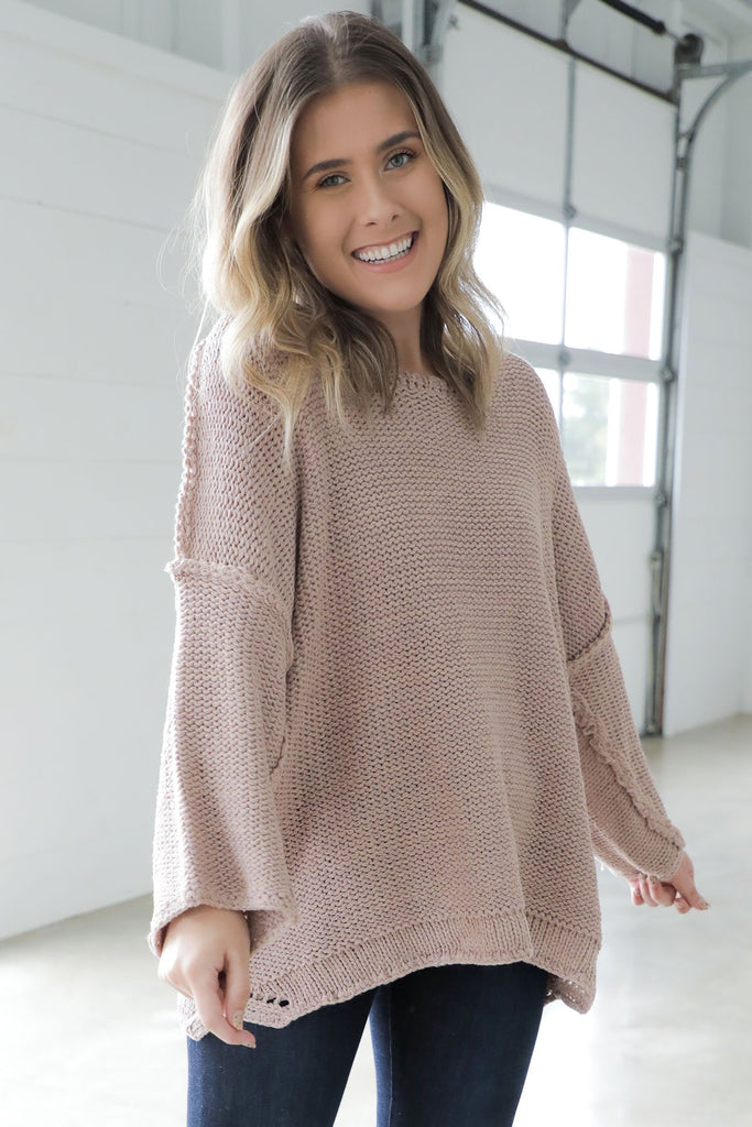 The Perfect Little Sweater - Ty Alexander's