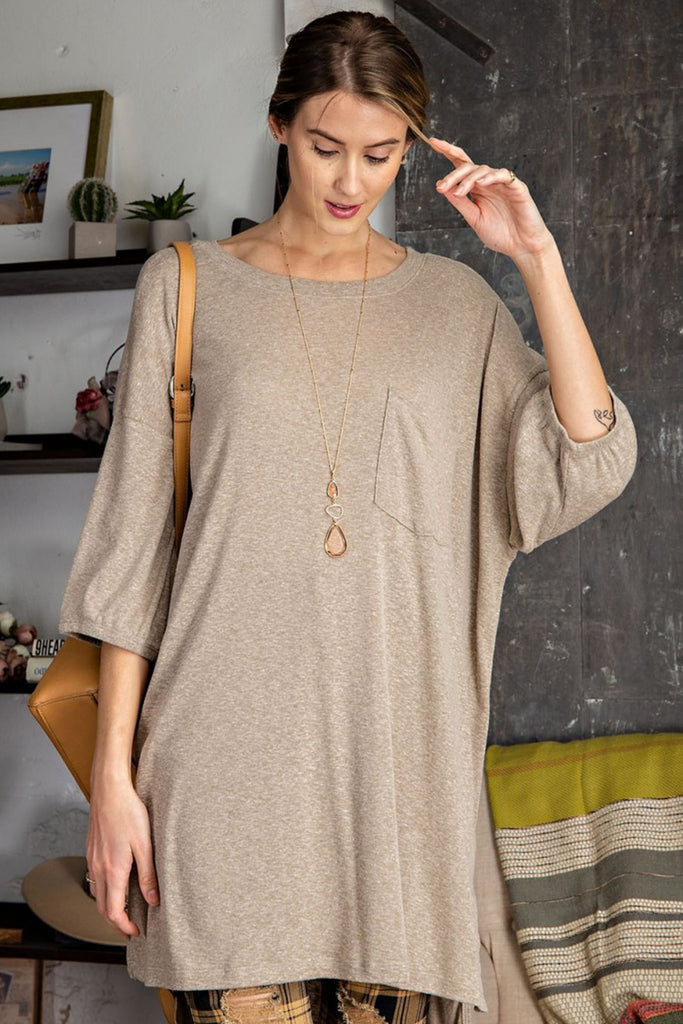 Hiding Place Tunic