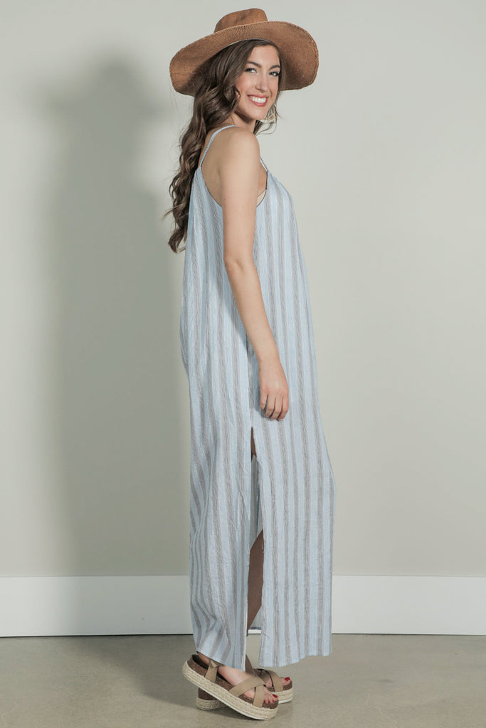 Shed Some Light - Maxi Dress
