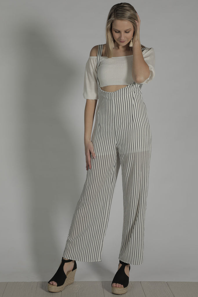 Newest Addition - Overall Jumpsuit