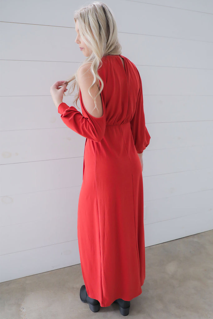 Jar of Hearts Maxi Dress- Ty Alexander's