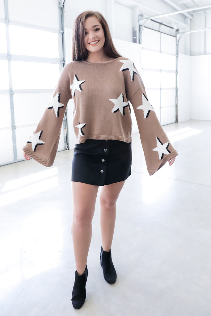 Star Gazed Sweater