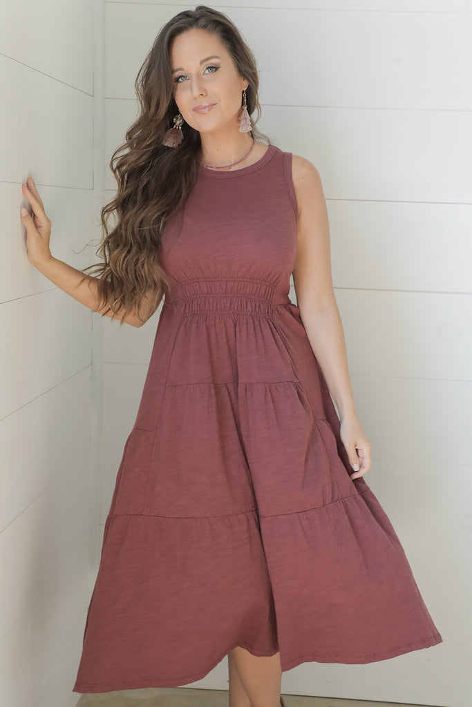 Beach Walk Dress - Ty Alexander's