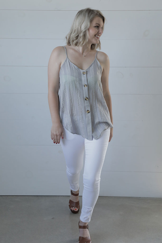 Downtown Aby - Sleeveless Top