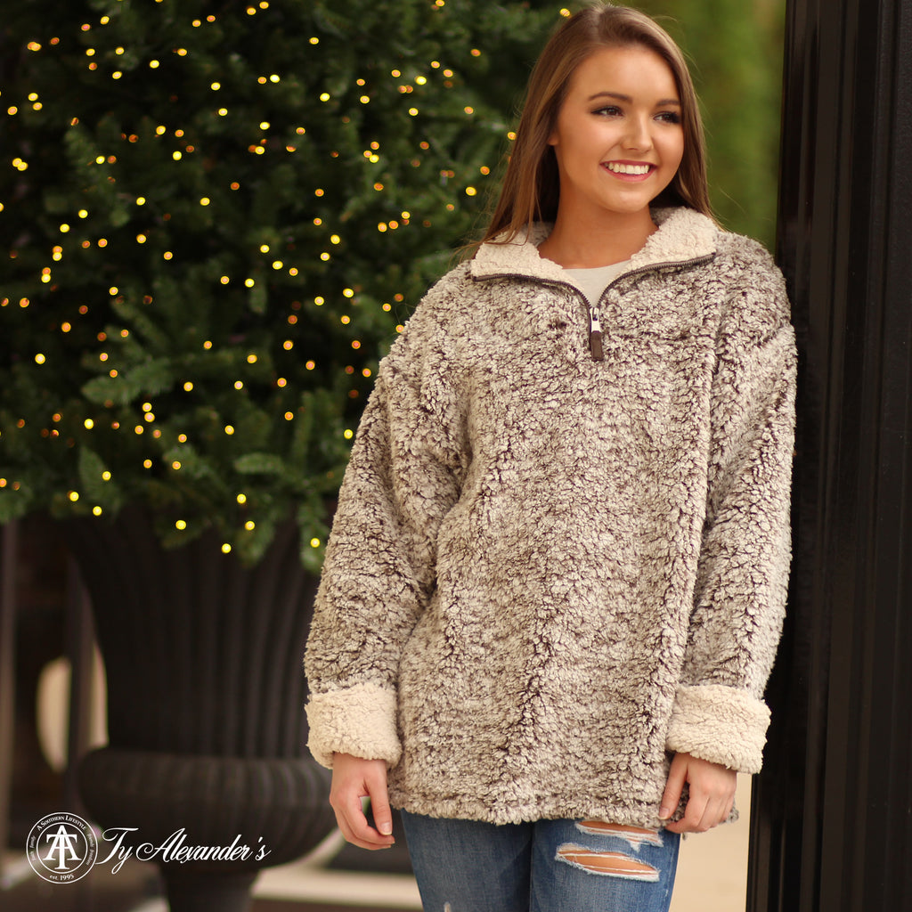 Sherpa Pullover - Southern