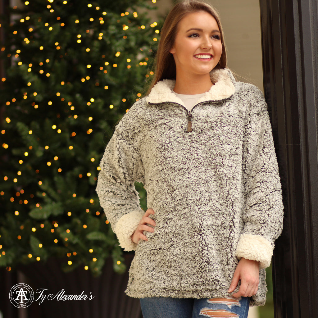 Sherpa Pullover - Ty Alexander's