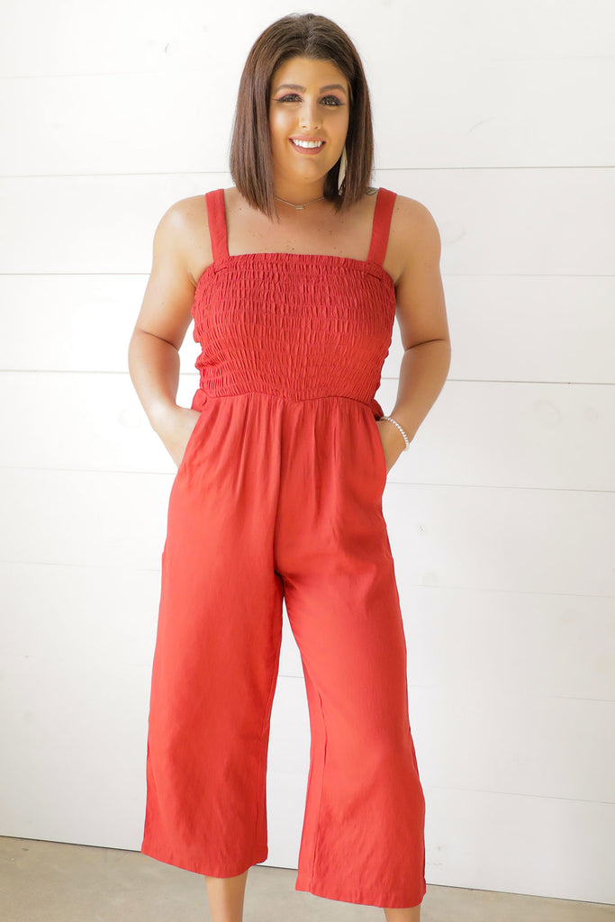 Liberty - Jumpsuit - Ty Alexander's Romper Collection