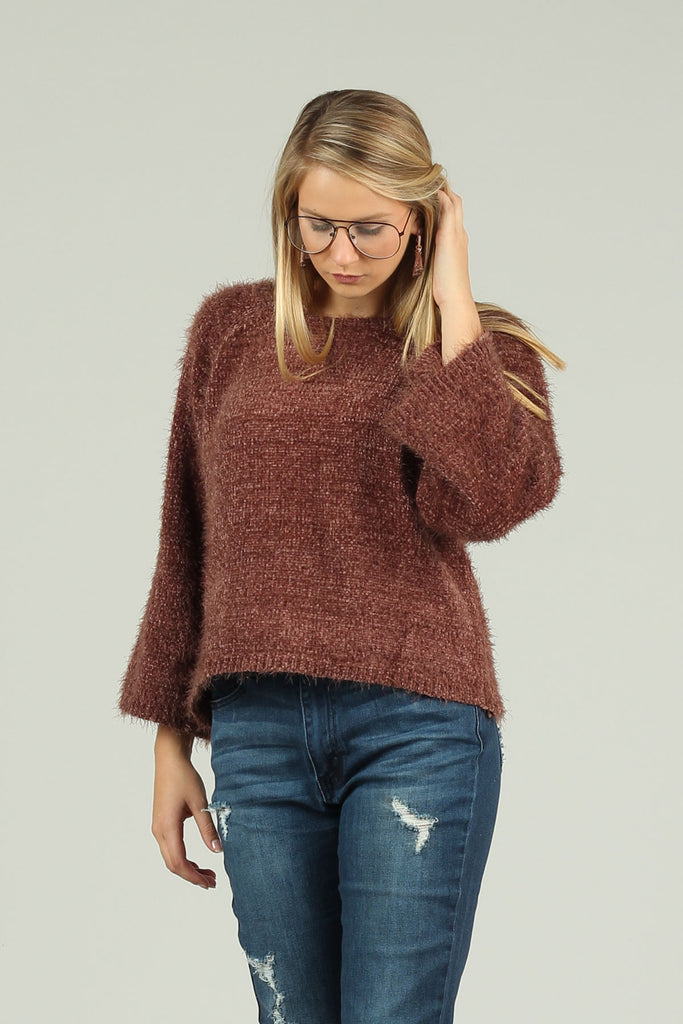 Growth - Cropped Sweater - Ty Alexander's