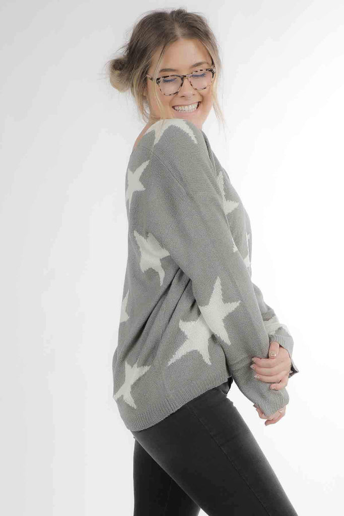 Lost Stars Sweater - Ty Alexander's