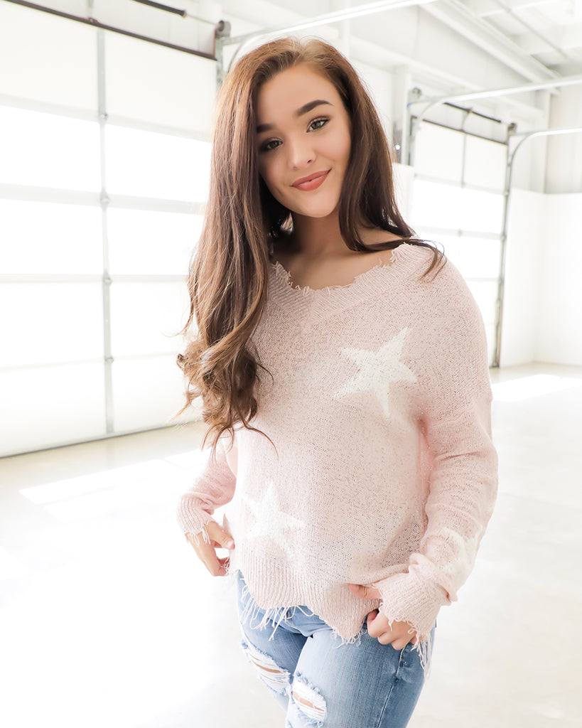 We Are The Stars Sweater