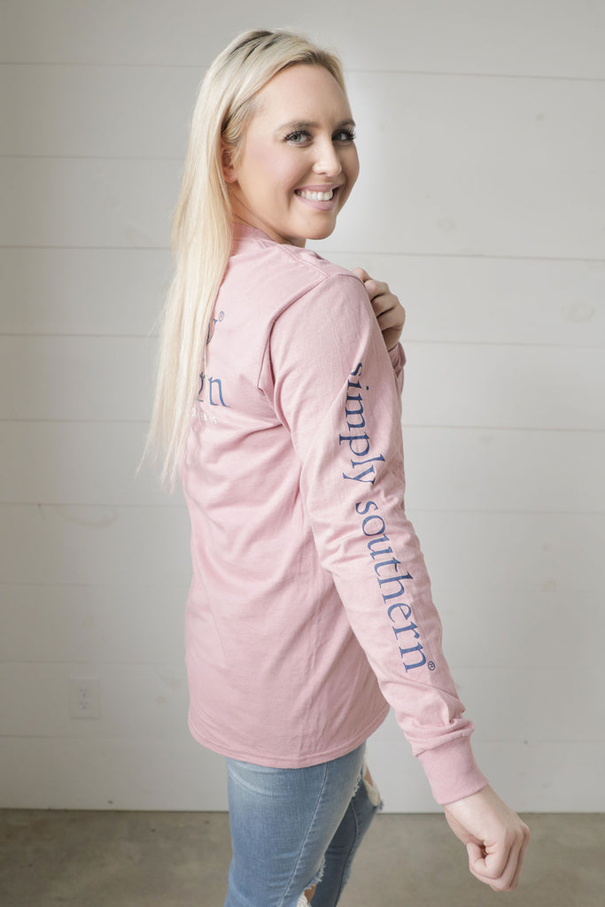 Simply Southern Logo Tee - Ty Alexander's