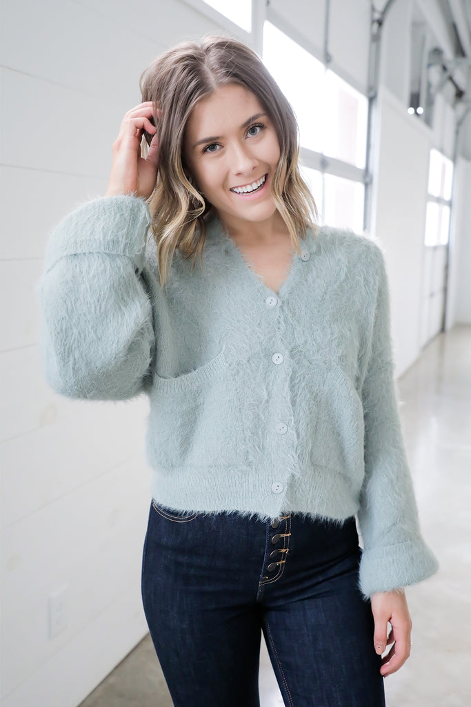 Grae Clouds Cardigan -Ty Alexander's