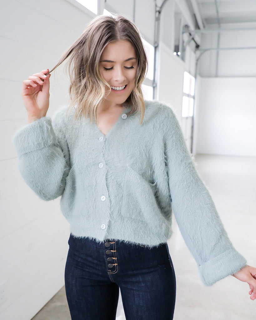 Grae Clouds Cardigan