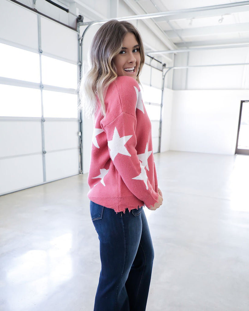 Rising Star Sweater - Ty Alexander's