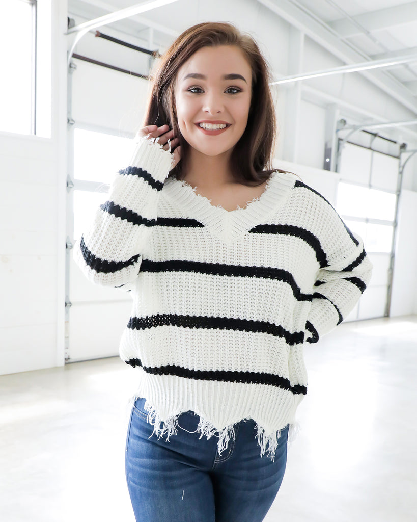 Cool Girl Sweater