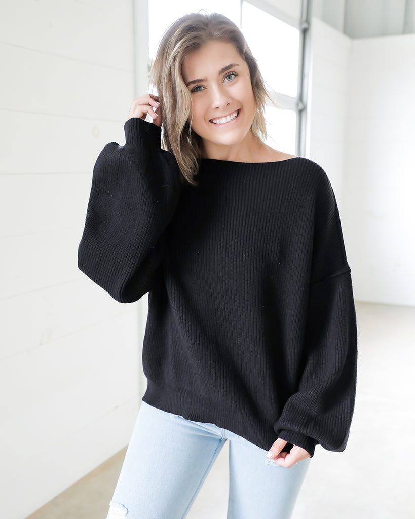 On The Town Sweater
