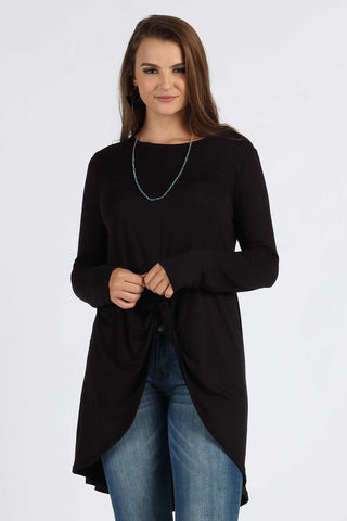 Ty Alexander's Old Favorite-Basic Tunic Top