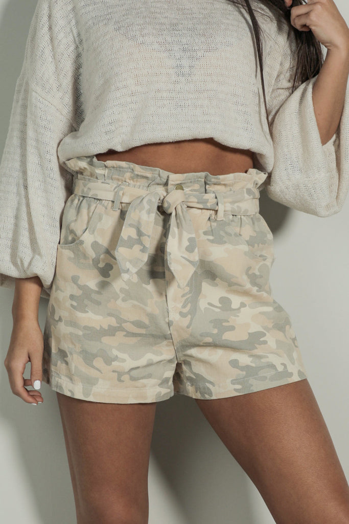 Camo Friends - Camo Shorts