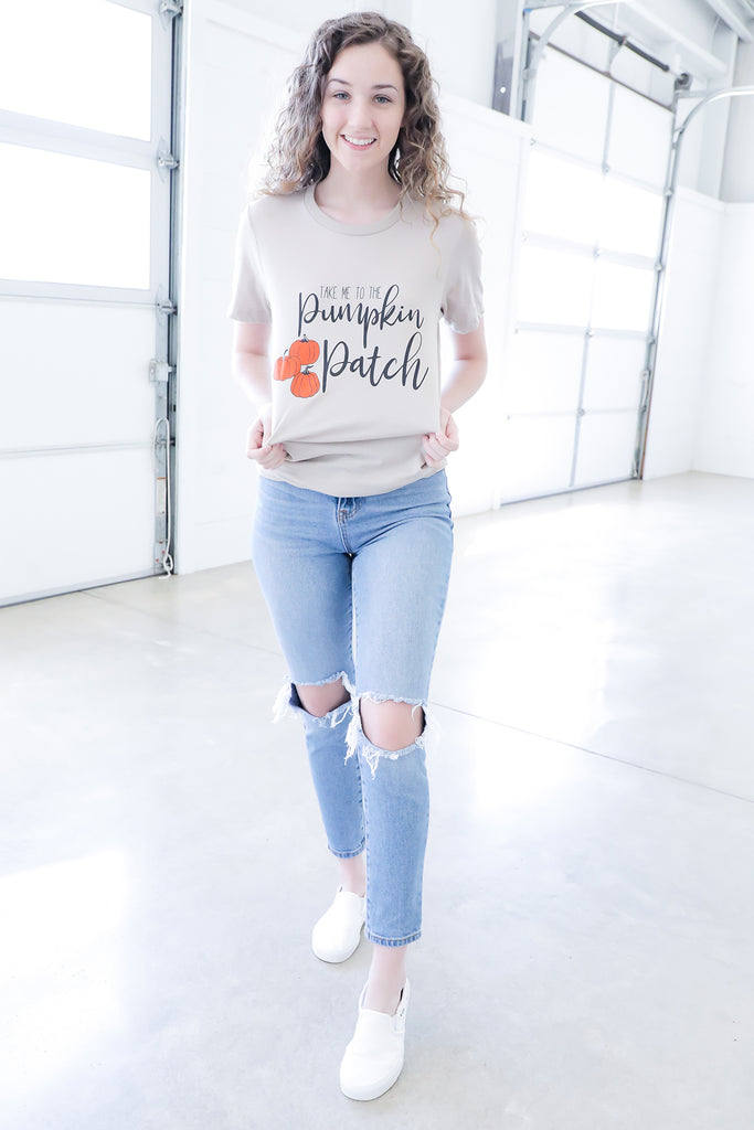 Pumpkin Patch Tee