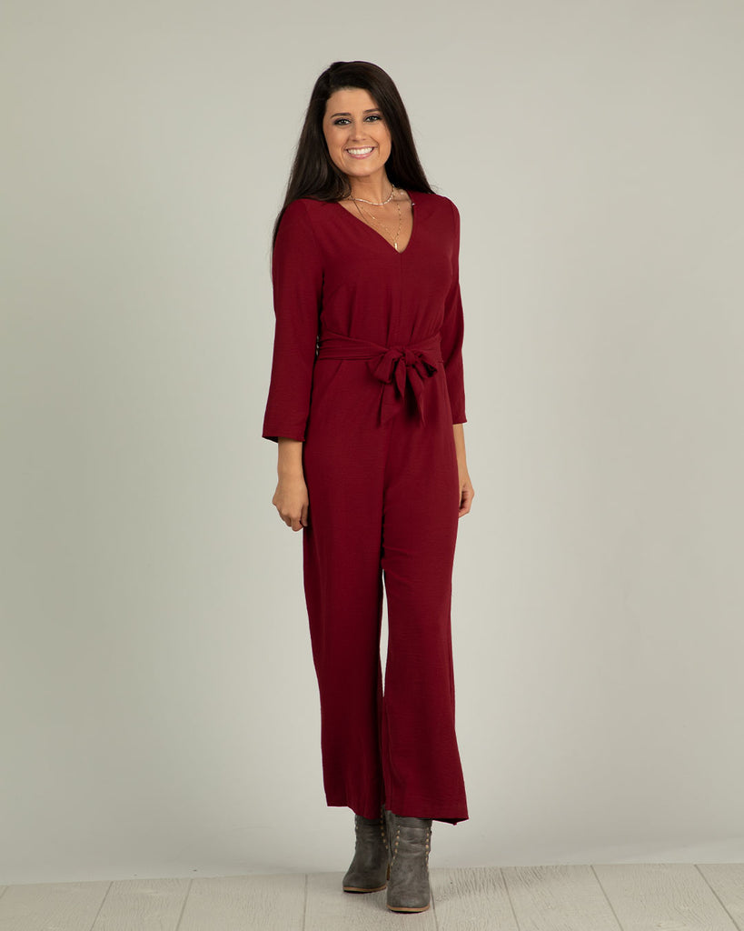 Show Stopper- Jumpsuit