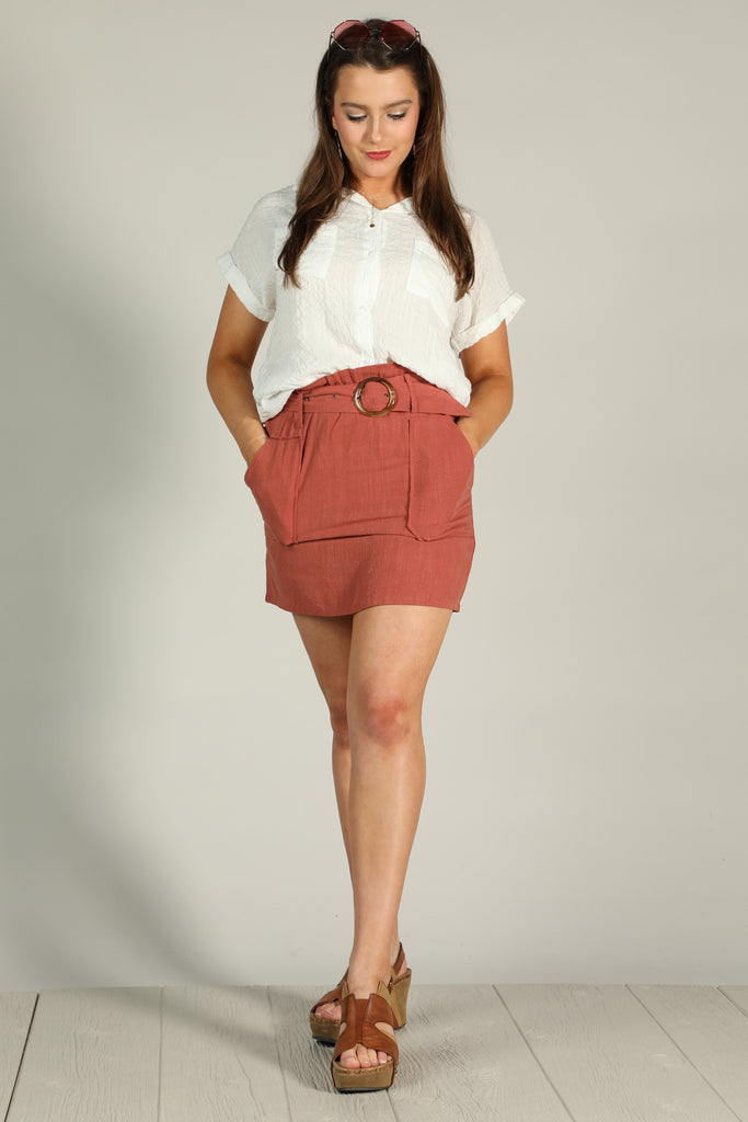 Preppy Pick - Skirt