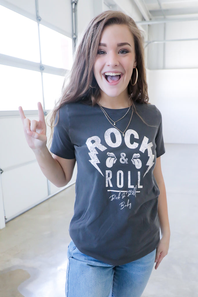Rock And Roll Tee-Ty Alexander's