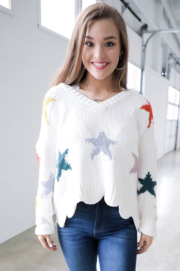 The Same Stars Sweater